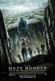 film Labyrint: Útek (2014)