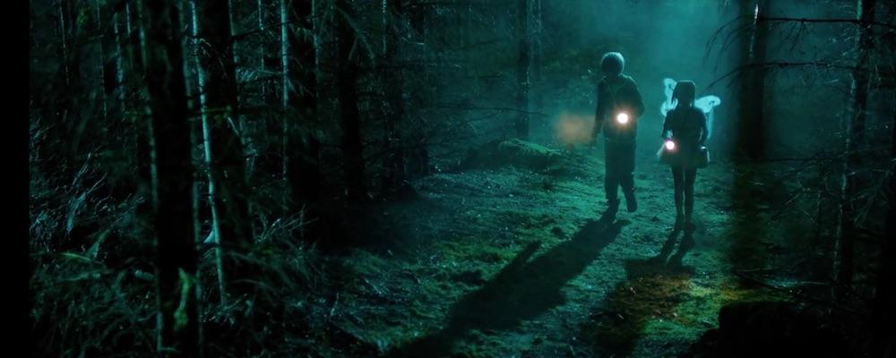 Film Martin a tajomstvo lesa (2021)