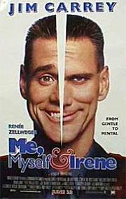 film Ja, moje druhé ja a Irena (2000)