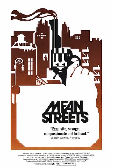film Mizerné ulice (1973)