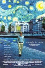 film Polnoc v Paríži (2011)