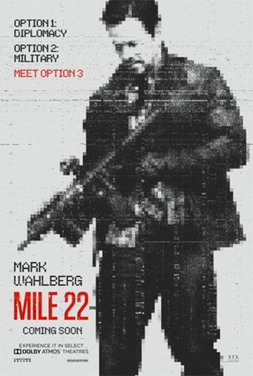film Mile 22 (2018)