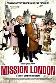 film Mission London (2010)
