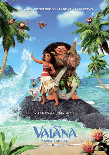 film Vaiana (2016)