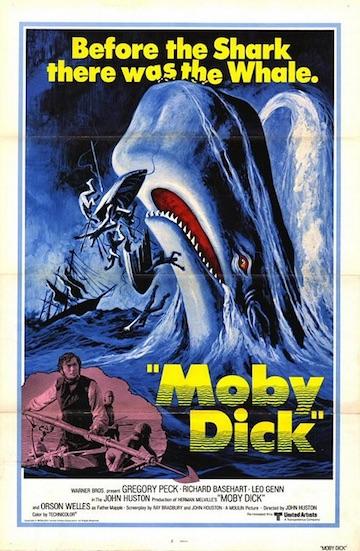 film Biela veľryba (1956)