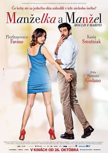 film Manžel a manželka (2017)