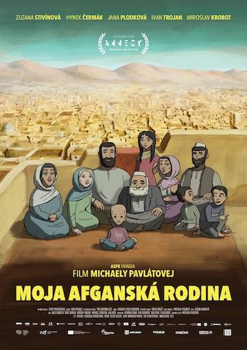 film Moja afganská rodina (2021)