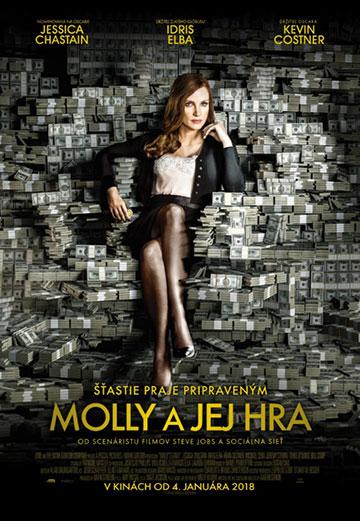 film Molly a jej hra (2017)