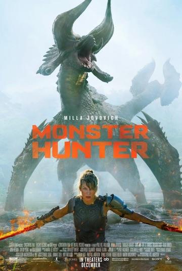 film Monster Hunter (2020)