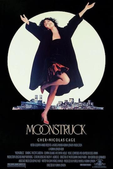 film Pod vplyvom splnu (1987)