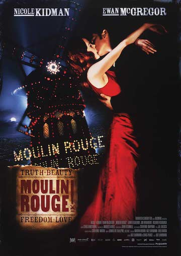 film Moulin Rouge (2001)