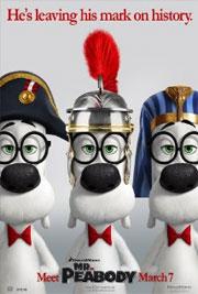 film Dobrodružstvá Pána Peabodyho a Shermana (2014)