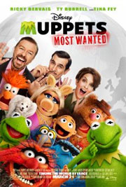 film Muppets Most Wanted (2014)