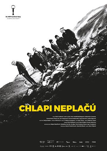 film Chlapi neplačú (2017)