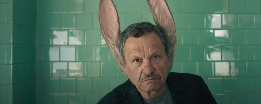Film Muž so zajačími ušami (2020)