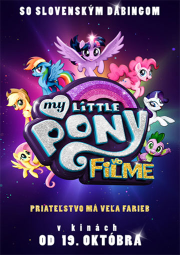 film My Little Pony vo filme (2017)