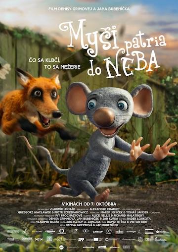 film Myši patria do neba (2021)