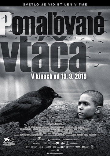 film Pomaľované vtáča (2019)