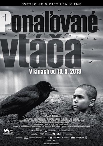 film Pomaľované vtáča (2019)