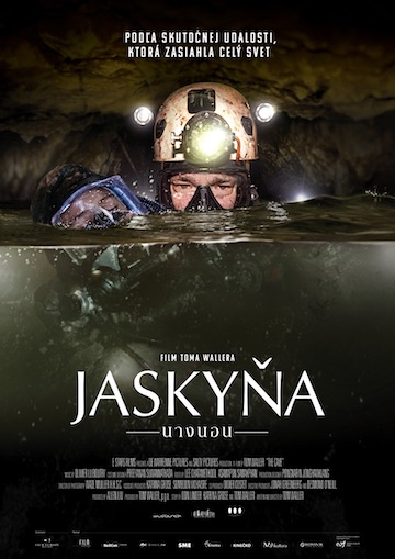 film Jaskyňa (2019)