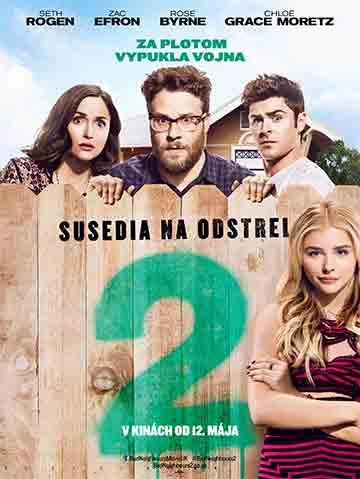 film Susedia na odstrel 2 (2016)