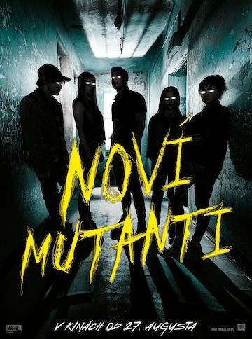 film Noví mutanti (2019)