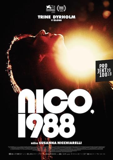 film Nico, 1988 (2017)