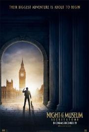 film Noc v múzeu: Tajomstvo hrobky (2014)