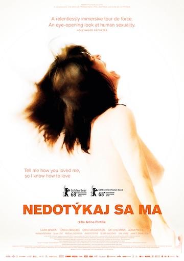 film Nedotýkaj sa ma (2018)