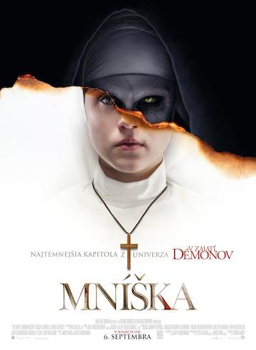 film Mníška (2018)