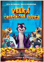 film Veľká oriešková lúpež (2014)