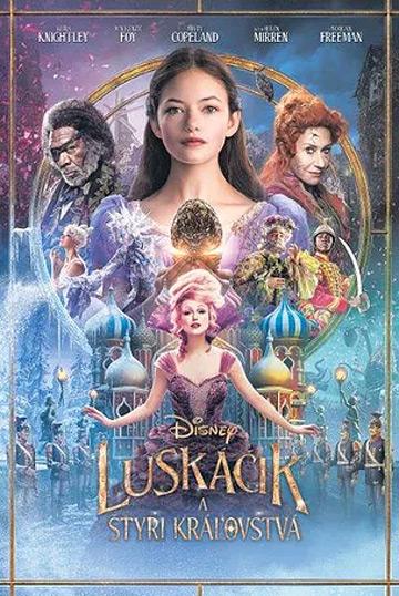 film Luskáčik a štyri kráľovstvá (2018)