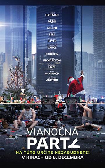 film Vianočná párty (2016)