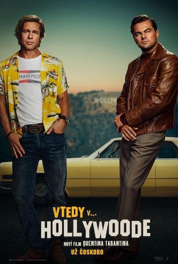 film Vtedy v Hollywoode (2019)