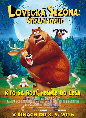 film Lovecká sezóna: Strachopud (2015)