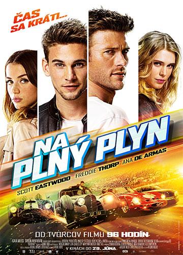 film Na plný plyn (2017)