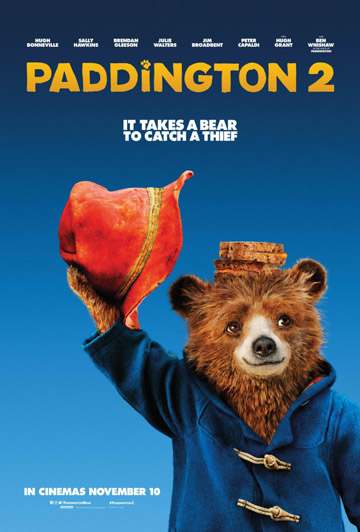 film Medvedík Paddington 2 (2017)