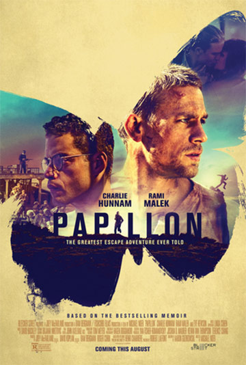 film Papillon (2017)
