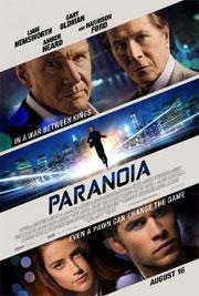 film Paranoia (2013)