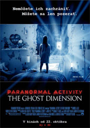 film Paranormal Activity: The Ghost Dimension (2015)
