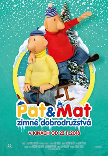 film Pat & Mat: Zimné dobrodružstvá (2018)