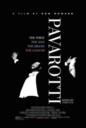 film Pavarotti (2019)