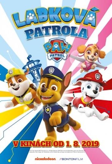 film Labková patrola (2019)