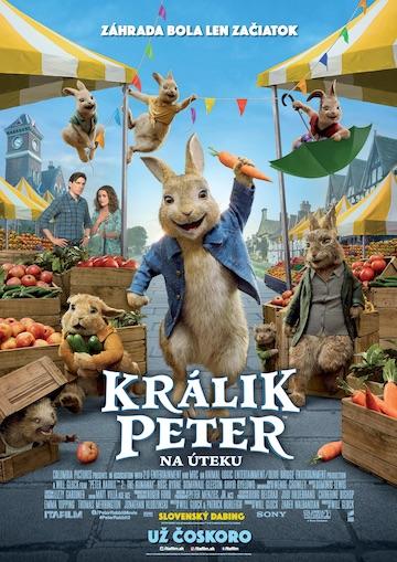 film Králik Peter na úteku (2021)
