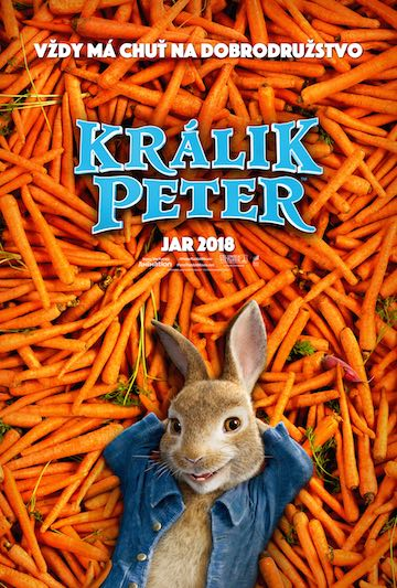 film Králik Peter (2018)