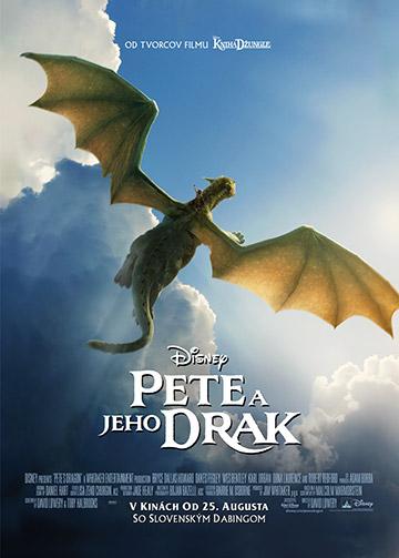 film Pete a jeho drak (2016)