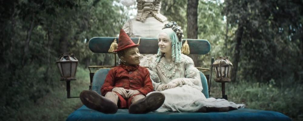Film Pinocchio (2019)