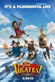 film Piráti! Spolok babrákov (2012)