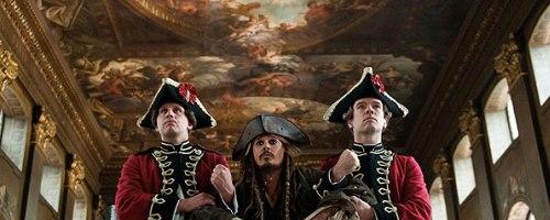 Film Piráti z Karibiku 4: V neznámych vodách (2011)