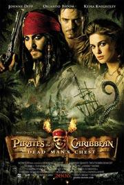 film Piráti Karibiku: Truhlica mŕtveho muža (2006)